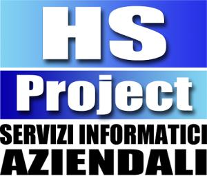 logo hs project servizi informatici aziendali