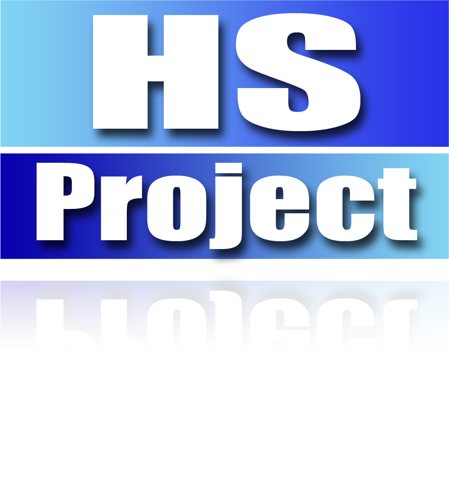 logo hs project riflesso
